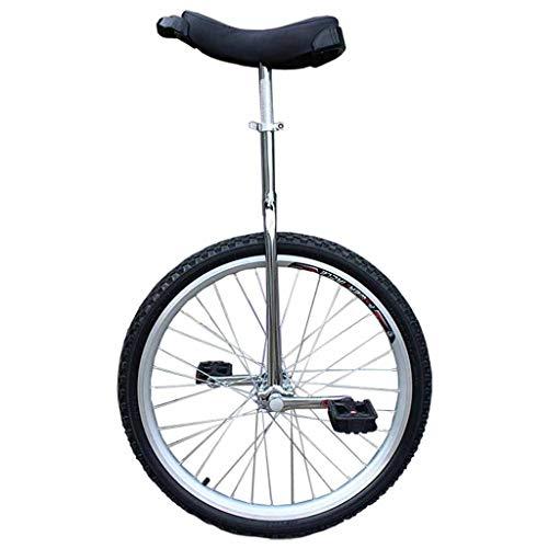 Monociclo Bicicleta MTB, con Borde Pedal Antideslizante Y Soporte De Aleación, Bicicleta Ciclismo Deportes Ejercicio Exterior Fitness, 20 Pulgadas