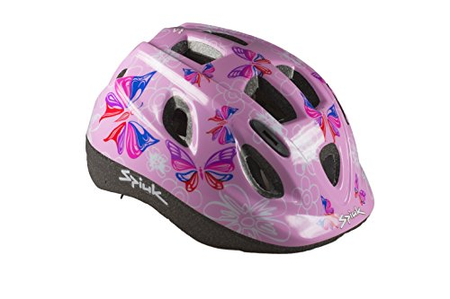 Spiuk Kids - Casco para niños, Color Rosa, Talla 48-54