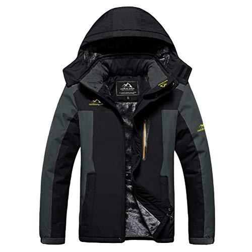 MAGCOMSEN Ski Jackets for Men Wa...