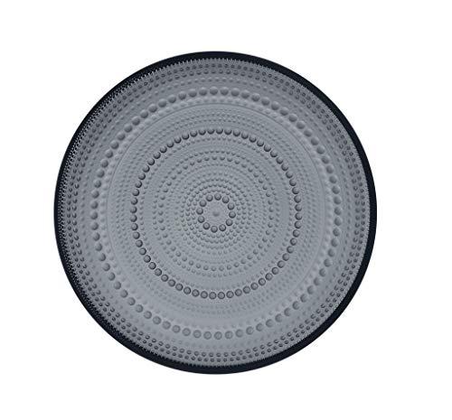 Iittala 1057144 Kastehelmi Teller 248mm grau