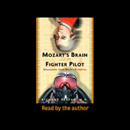 Mozart's Brain and the Fighter Pilot audiobook cover art