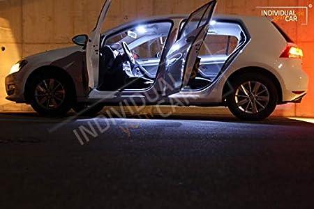 Innenraumbeleuchtung Set Für Golf 7 Pure White Auto