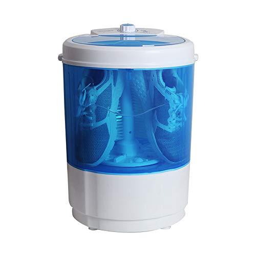 Lavadora doméstica pequeña, mini lavadora automática inteligente perezosa portátil, limpieza profunda integral de 360 °, adecuada para familias, dormitorios, apartamentos, etc. ZDDAB