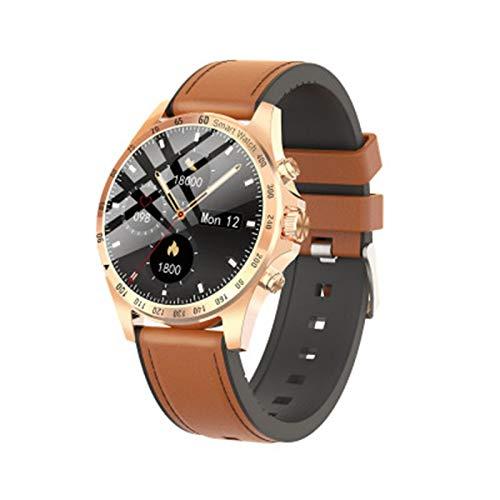 YYZ LW09 Hombre Smart Watch IP68 Monitor De Frecuencia Cardíaca Impermeable A Prueba De Agua Pantalla Táctil Completa Deportes Fitness Moda Estilo De Moda