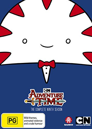 Adventure Time: Complete 9Th Season [Edizione: Stati Uniti]