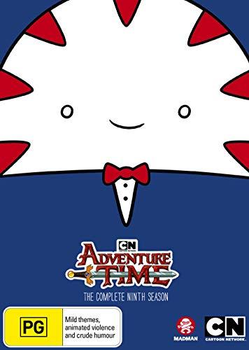 Adventure Time: Complete 9th Season [Import]