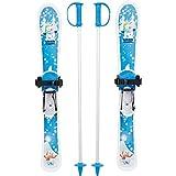 Tecno Pro Kleinkinder Ski Rutscherset Little Team Weiss (100) 000