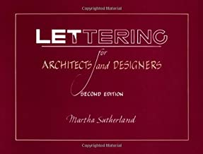 Lettering for Architects and Designers, 2nd Edition