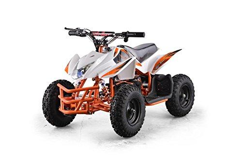 Go-Bowen XW-EA23-W Titan Kids ATV44; White