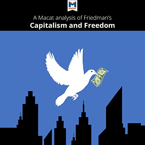 A Macat Analysis of Milton Friedman's Capitalism and Freedom Titelbild
