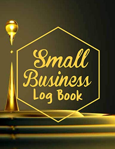 Small Business Log Book: Order Book Small Business, Purchase Order Book, Customer...