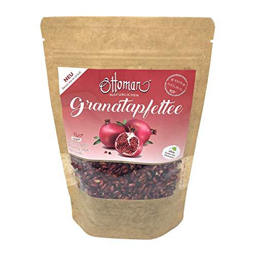 Ottoman 100% Natürlicher Granatapfeltee Vegan Ohne Zucker Fett Cholesterin 100 gr