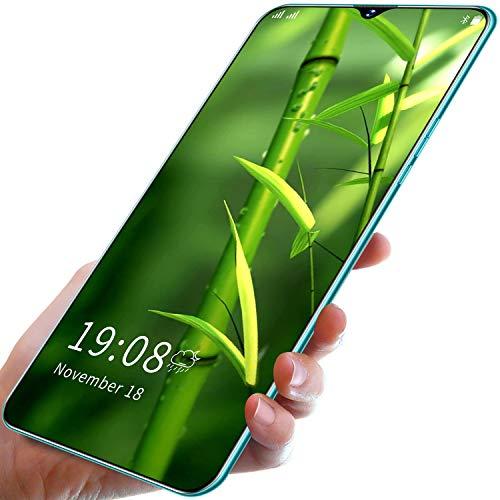 FJYDM Entsperrte Smartphones, Android 10, 5G Dual SIM Entsperrte Handys,...