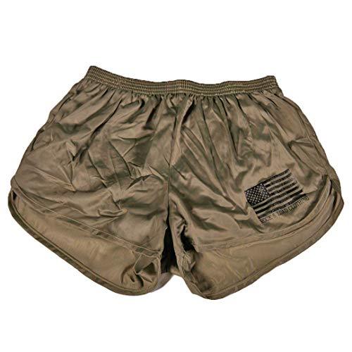 Rock And Load Ranger Panty Shorts/Silkies - Men's Shorts (Large, OD Green)