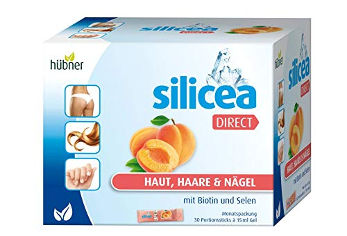 Hübner Original silicea® DIRECT Aprikose (0.45 Kg)