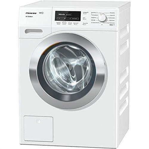 Miele WKD130 WPS W1 Edition Libera installazione Carica frontale 8kg 1600Giri/min A+++ Cromo, Bianco lavatrice