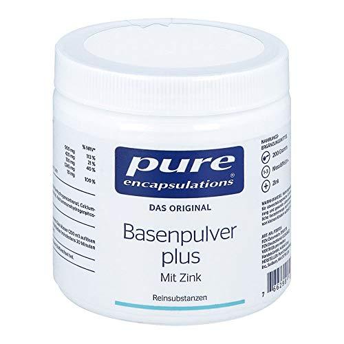 pure encapsulations Basenpulver plus, 200 g Pulver