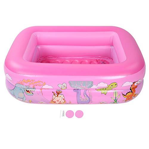 Huakii Air Tightness Family Louge Pool, Piscina para niños, Accesorios de Piscina para Entretenimiento en el jardín para el hogar del bebé