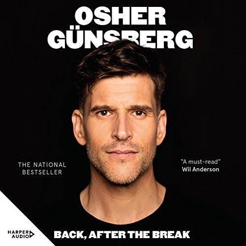 Back, After the Break cover art