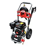 RocwooD Petrol Pressure Washer 3100PSI 212cc Jet High Power Plus Free Oil & Kit