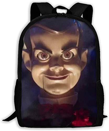 Kinder Schultaschen SLA-ppy G-oosebumps 3D Druck Rucksäcke Kinder Daypack für Jungen Mädchen