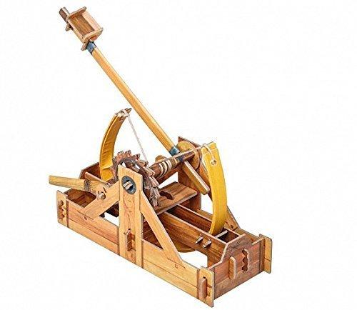 CLEVER PAPER- Puzzles 3D Catapulta (14335)