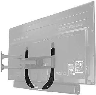 TradeMount Soporte de Altavoces para TV/Monitor, Negro, Capacidad de Carga máx. 15 kg para Sony 65