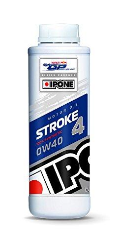 Ipone 800000 Huile Moteur Stroke 4 4 Temps Compétition 0W40