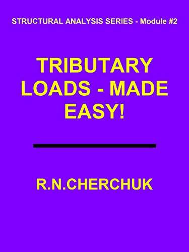 Download Tributary Loads - Made Easy! (Structural Analysis Series - Module #2 Book 1) (English Edition) B072FQ1XWB