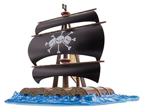Bandai Hobby Grand Ship Collection Mashall D Teachs Ship Action Figure