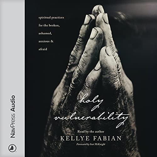 Holy Vulnerability Audiobook By Kellye Fabian cover art