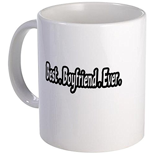 CafePress - Best.Boyfriend.Ever.' Mug - Unique Coffee Mug, Coffee Cup, Tea...