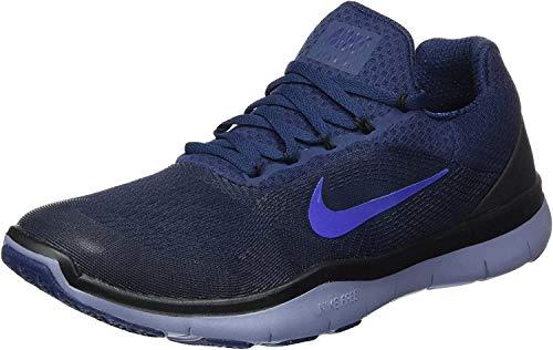 Nike Herren Free Trainer V7 Hallenschuhe, Blau (Bleumarinecollège/bleucielfoncé/Noir/bleuroyalprofond), 39 EU