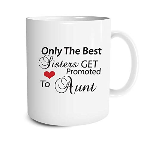 Birthday Gifts Aunts Humorous Quotes Only The Best Get Promoted To Great Aunt Tea