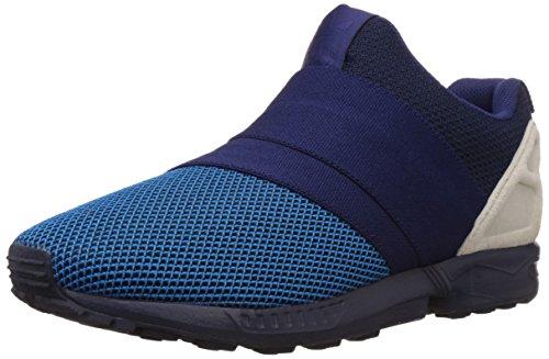 adidas Herren Zx Flux Slip On Sneaker, blau, 43.3333333333333 EU