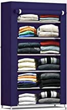 2001 International Beneficial Navy Blue Storage Rack for Home & Furniture, Arbor of 6