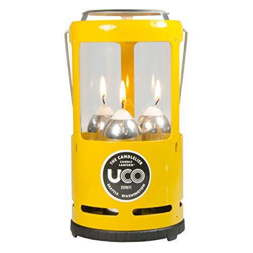 UCO Candlelier Candle Lantern Yellow