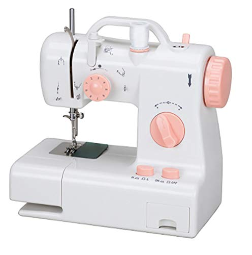 Why Choose WANGLXST Portable Overlocker Stitch Machine, Mini Sewing Machine, Household Tool for Fabr...