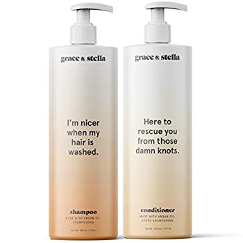 grace stella shampoo conditioner set
