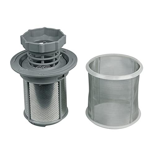 Bosch Siemens 00427903 427903 Geschirrspülersieb Filtereinsatz Spulmaschinensieb Schmutzfilter Feinsieb Grobsieb Set Spülmaschine Geschirrspüler