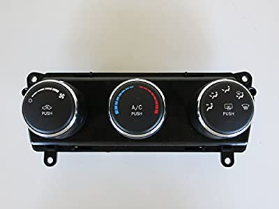 Mopar Control A/c & Heat