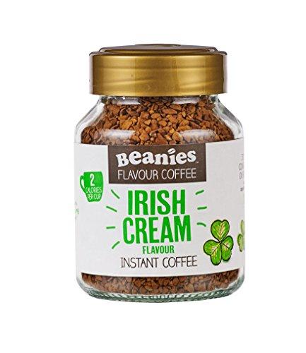 Beanies Irish Cream Flavour Instant Coffee 50 g