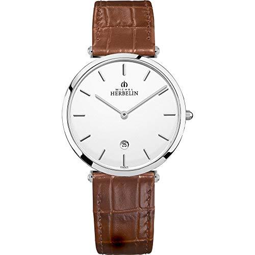 Michel Herbelin Klassische Uhr 19406/11GO