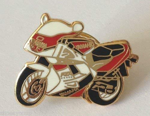 Yamaha Super bike Sportfiets Motorbike Biker Emaille Lapel Pin Badge