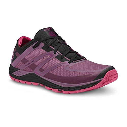 Topo Athletic Runventure 2 Trail Chaussure de course - Femme Framboise/Noir, 9.5