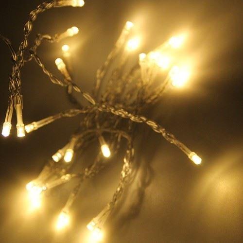 JnDee™ USB Lichterkette 20er LED 3.5M Warmweiß fairy lights Christmas mit USB-Anschluss