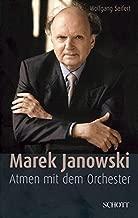 Markek Janowski Atmen Mid Dem Orchester Buch German Language