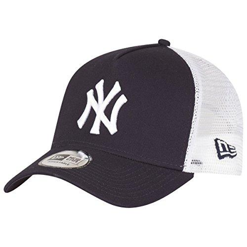 New Era Adjustable Trucker Cap - New York Yankees Navy
