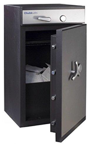 CH3 - Caja fuerte de seguridad para duoguard DT de depósito 150 grado 1, 127 litros, con valoración en efectivo de 10 000 libras