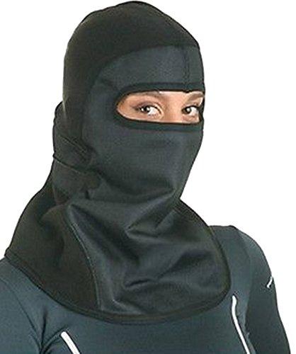 Cruizer Sous-casque en Windtex, noir, taille unique